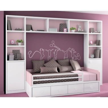 Ros, mobilier pour enfant